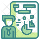 Project Manger Project Plan Plan Icon