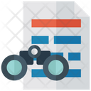 Project Monitoring Icon