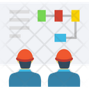 Project Plan Project Management Icon