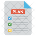 Project Plan Business Icon