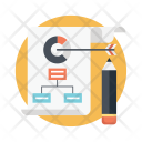 Project Plan Management Icon