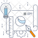Task Design Management Planning Task Planning Icon