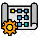 Implementation Management Plan Icon