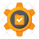 Project Processing Icon