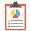 Project Productivity Report Icon