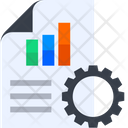 Project Progress Report Project Management Project Plan Icon