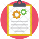 Project Business Report Icon
