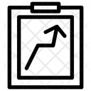 Clipboard Businessman Project Icon