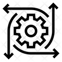 Arrow Idea Project Icon
