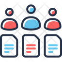 Project Teams Team Work Team Project Icon