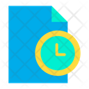 Project Time Icon