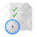 Project Timeline Icon