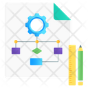 Project Workflow Icon