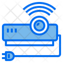 Projecter Electric Equipment Icon