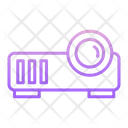 Projection Device Technology Icon