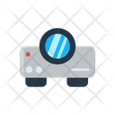 Projector Device Multimedia Device Icon