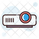 Projector Movie Projector Electronics Icon