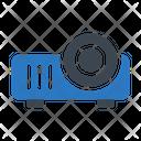 Projector Presentation Beamer Icon
