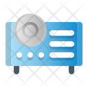 Projector Device Electronic Icon