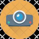 Projector Ceremonial Multimedia Icon