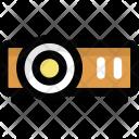 Projector Light Presentation Icon