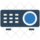 Business Financial Projector Icon