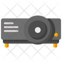 Presentation Projector Technology Icon