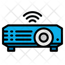Projector Entertainment Picture Icon
