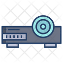 Projector Electronic Application Device Icon