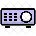 Projector Projection Lecture Icon