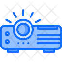 Projector Presentation Corporation Icon