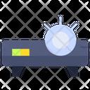 Projector Presentation Device Icon