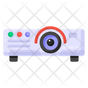 Projection Apparatus Projector Projection Device Icon
