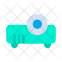 Projector Video Image Icon
