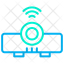 Smart Projector Automation Internet Of Things Icon