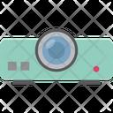 Projector Device Icon