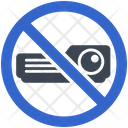 Device Projector Restriction Icon