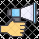 Promote Communication Essential Icon
