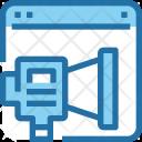 Promote Window Web Icon