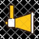 Promoter Announcement Megaphone Icon