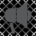 Promotion Megaphone Adversting Icon