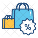 Promotion Discount Tag Icon