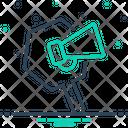 Promotion Loudspeaker Megaphone Icon
