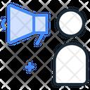 Promotion Marketing Megaphone Icon