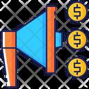Business Promotion Marketing Icon