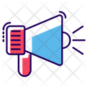 Promotion Bullhorn Speaker Icon