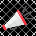Promotion Loudspeaker Marketing Icon
