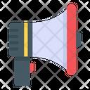 Promotion Advertisement Loudspeaker Icon