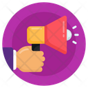 Announcement Marketing Promotion Icon