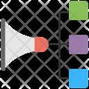 Promotion Digital Marketing Icon